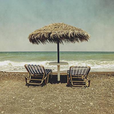 Beach Print by Joana Kruse