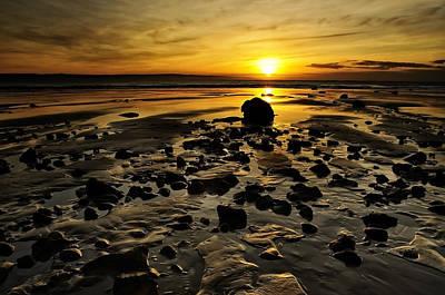 Beach Morning Glory Original by Svetlana Sewell