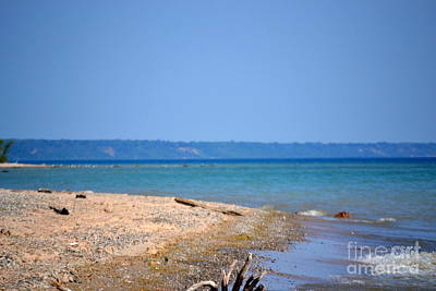 Lake Michigan Photograph - Beach Views by Dyana Rzentkowski