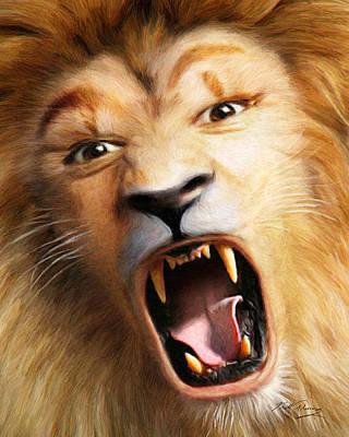 Beast Original by Bill Fleming