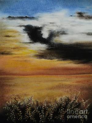 Beautiful Beginnings Print by Carla Carson