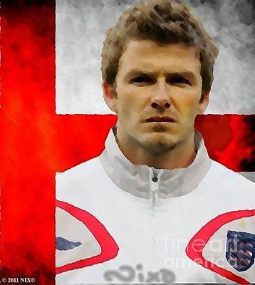 Beckham Nixo Original by Nicholas Nixo