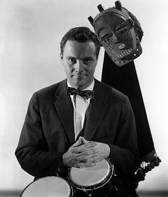 Bell, Book And Candle, Jack Lemmon, 1958 Print by Everett