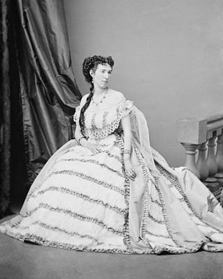 Belle Boyd 1844-1900, Was A Confederate Print by Everett