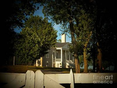 Haunted House Photograph - Belle Grove Plantation by Joyce Kimble Smith