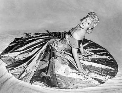 Betty Hutton, 1942 Print by Everett