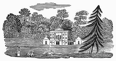 Bewick: Landscape Print by Granger