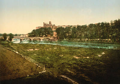 Beziers - France Print by International  Images