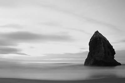 Big Rock Print by Arixxx