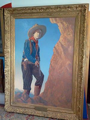Billy The Kid Original by Carlos Reyes