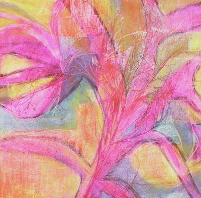 Painting - Bird Of Paradise by Adele Greenfield