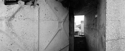 Blast Door Cara Bunker Original by Jan Faul