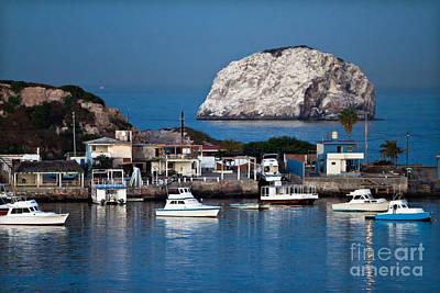 Mazatlan Photograph - Blue Dawn In Mazatlan by Doug Sturgess