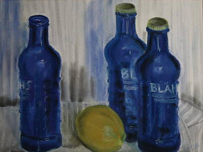 Blue Soda Original by Gitta Brewster