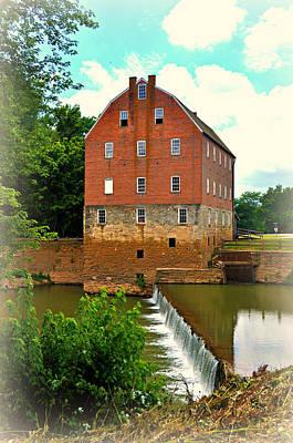 Bollinger Mill Print by Marty Koch