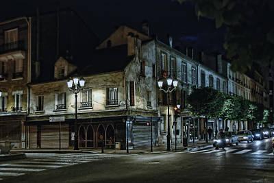 bonne nuit petit Paris Print by Joachim G Pinkawa