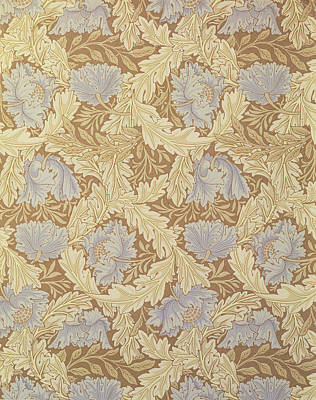 Bower Wallpaper Design Print by William Morris