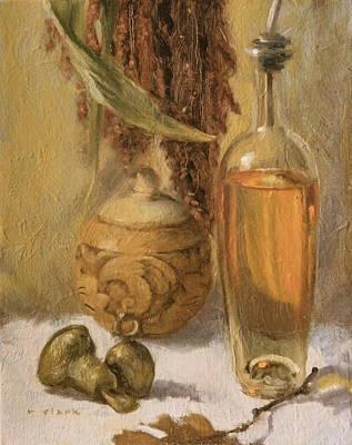 Brass Bells Original by Roger Clark