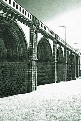 Bridge In Ribeira Grande Print by Gaspar Avila