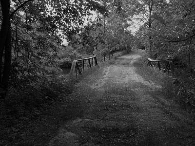 Bridge To My Youth Print by Anna Villarreal Garbis