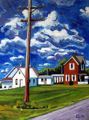 Brightland Indiana Original by Charlie Spear