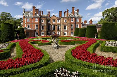 British Garden  Print by Adrian Evans