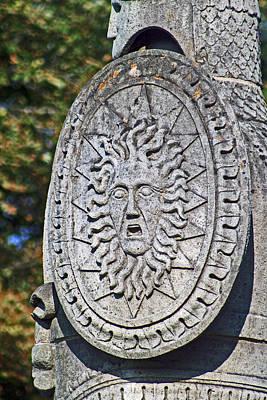 Brocks Monument 10 Print by Cyryn Fyrcyd