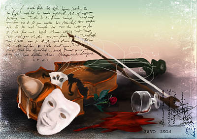 Broken Symphony Original by Arin Rajawali