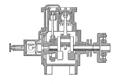 Technical Photograph - Brotherhood Steam Engine by Mark Sykes