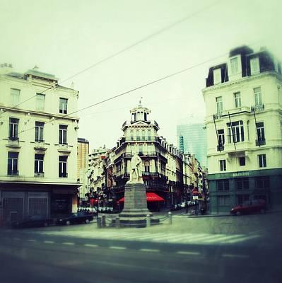 Brussels Photograph - Brussels - 11 by Mirko Lamonaca