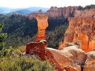 Bryce Canyon Beauty Print by Marilyn Smith