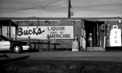 Toy Shop Photograph - Bucks Liquor Own By Americans by Doug  Duffey