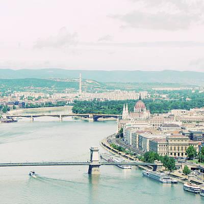Budapest Photograph - Budapest In Hungarian by by Smaranda Madalina Cheregi