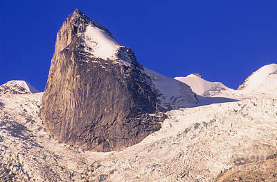 Technical Photograph - Bugaboo Spire by Bob Christopher