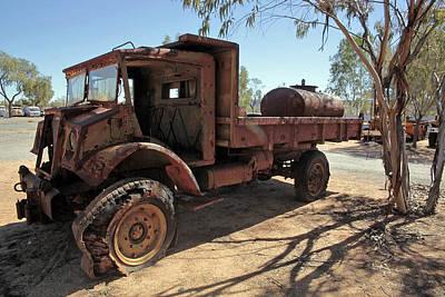 Australia Photograph - Bugger by James Mcinnes