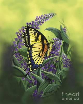 Butterfly 2 Original by Sharon Molinaro