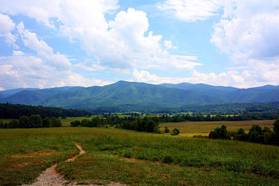 Cades Cove Print by Susie Weaver