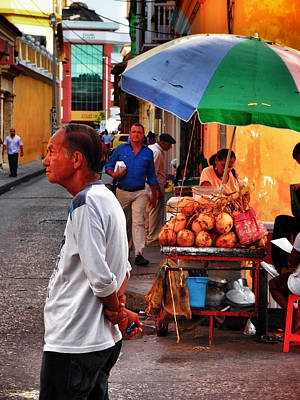 Skiphunt Photograph - Calle De Coco by Skip Hunt