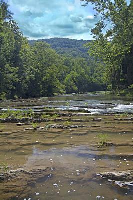 Cedar Park Photograph - Calm On The Creek by Betsy Knapp