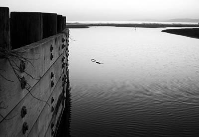 Cambria Photograph - Calm Water In Cambria by Matt Hanson
