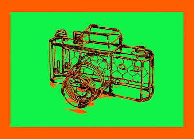 Camera 1c Print by Mauro Celotti