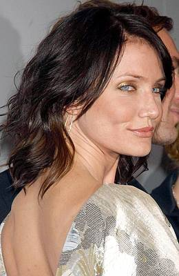 Diaz Photograph - Cameron Diaz At Arrivals For The by Everett