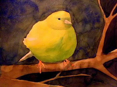 Canary Original by Nathan Buhler