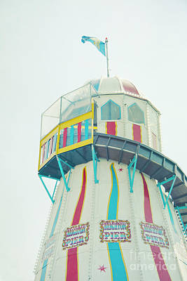 Helter-skelter Photograph - Candy by Violet Gray