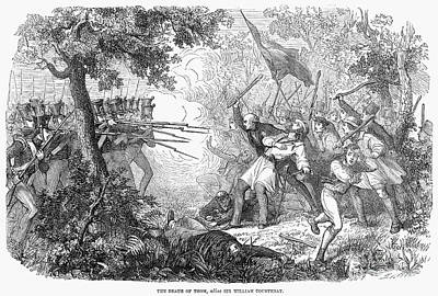 Canterbury Riot, 1838 Print by Granger