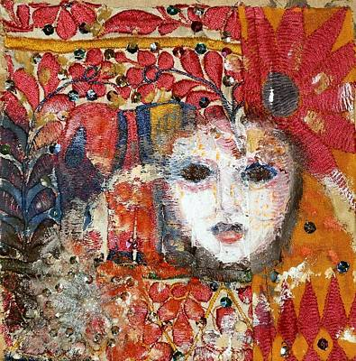 Carnival Print by Nalini Cook