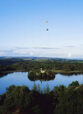 Adventuresome Photograph - Castle Island, Lough Key Forest Park by The Irish Image Collection
