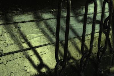 Chains Print by Mauricio Jimenez
