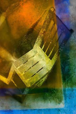 Chair  Print by Mauro Celotti
