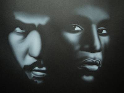 Floyd Mayweather Jr Painting - Champs by Charles Thomas